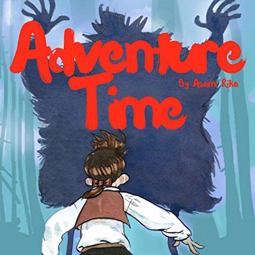 Adventure Time audiobook cover art