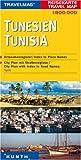 Reisekarte : Tunesien -