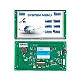 SCBRHMI Écran LCD TFT 7 Pouces de HMI + Contrôleur LCD logique programmable + Écran Tactile