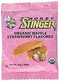 Honey Stinger Stinger Waffle - 16 Pack Strawberry, One Size