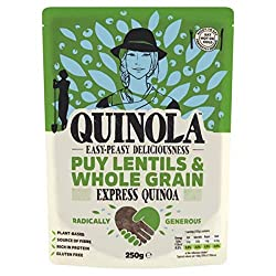 A natural way to nurture your gut A great alternative to rice A deep peppery, earthy flavour