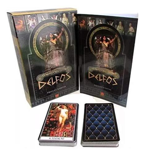 Oráculo De Delfos Livro Taro + Presente