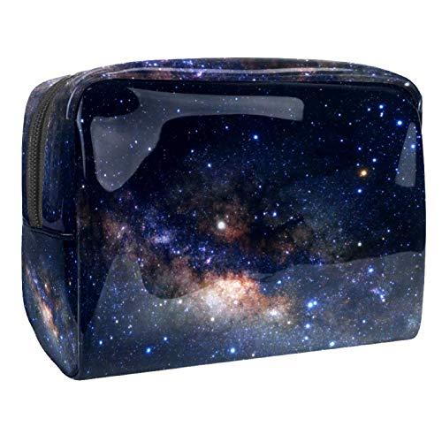 Milky Way Galaxy Trousse de toilette étanche pour femme