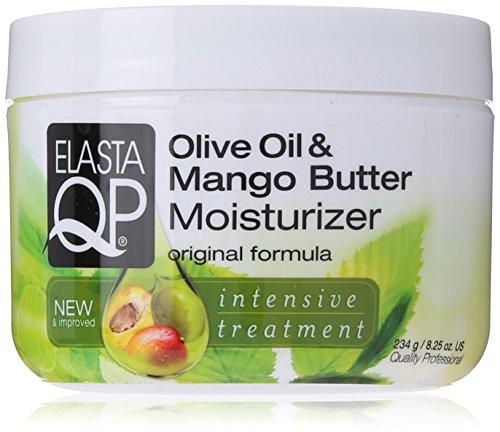 Elasta Qp Olive Oil & Mango Butter Moisturizer, 8.25 Oz