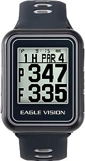 EAGLE VISION(イーグルビジョン) watch5(ウォッチファイブ) ゴルフナビ EV-019 「腕時計型GPS距離測定器」【あす楽対応】