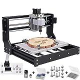 3018 Pro CNC Machine de Gravure laser engraving machine, TOPQSC GRBL Router...