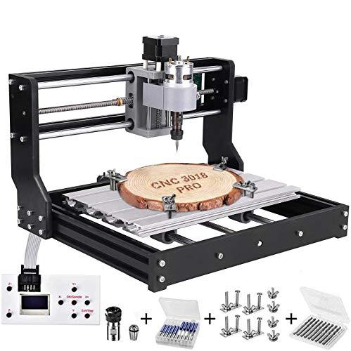TOPQSC 3018 Pro CNC Laser Engraving Bild