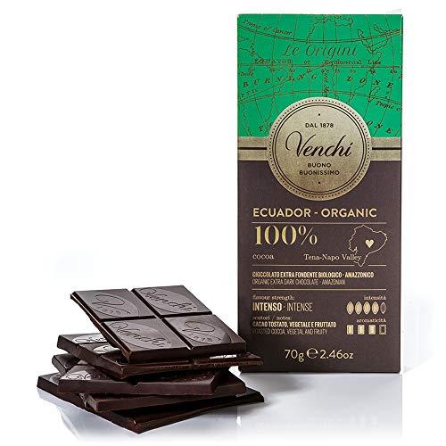 Venchi Tavoletta Di Cioccolato Fondente 100% Ecuador Bio
