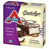 Atkins Endulge Treats, 5 pk, Chocolate Coconut 1.4 oz (40 g) pack of 3