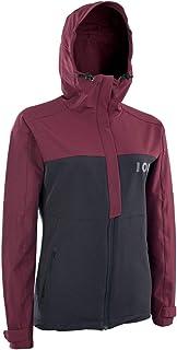 Ion Shelter Softshell Damen Fahrrad Jacke pinkgrau 2021