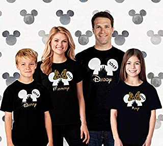 2019 Disney inspired Vacation Family Shirts Mix and Match Shirts  PERSONALIZED OPTION AVAILABLE 02a1e24b270b