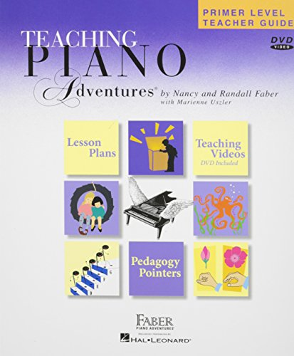 Piano Adventures-Primer Level Teacher Guide