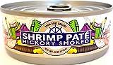 Oceans 97 Shrimp Pate' Hickory Smoked - 5oz Cans - Premium Shrimp Spread - Natural Ingredients - Keto Friendly- No Sugar, No Carbs - 3 Pack