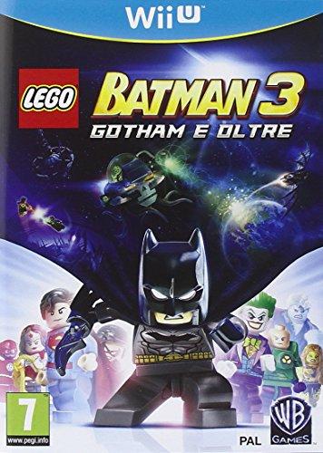 Preisvergleich Produktbild GIOCO WIIU LEGO BATMAN 3