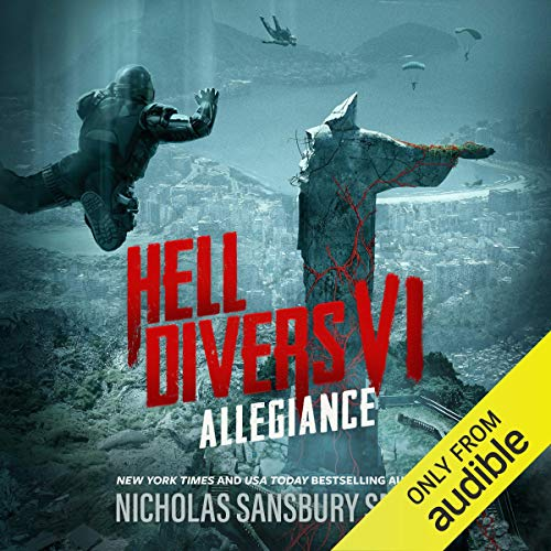 Hell Divers VI: Allegiance cover art