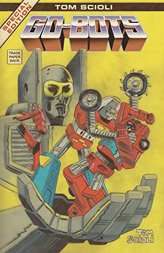 Go-Bots (English Edition)