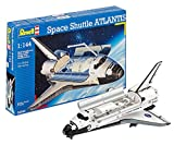 Revell Space Shuttle Atlantis NASA, Kit de Modelo, Escala 1:144 (4544) (04544)