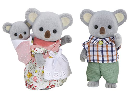 Sylvanian Families - 05310 - Familia Koala (EPI)