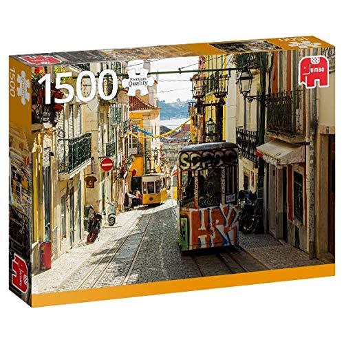 Premium Collection Lisboa Portugal 1500 pcs Puzzle
