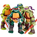 bed linings Der Aufstieg Der Teenager-Mutant Ninja Turtles-Action-Figuren Von Teenager-Mutant Ninja-Schildkröten (4 Stück)