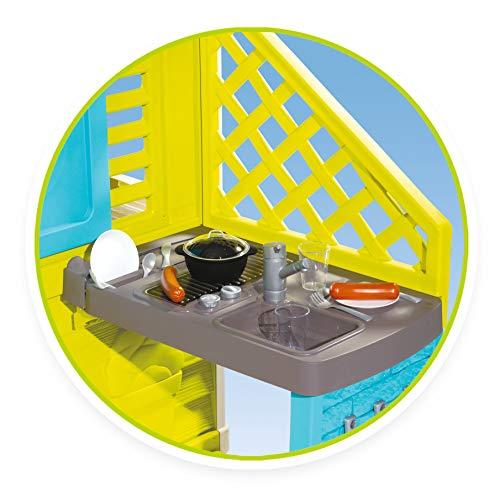 Pretty Spielhaus mit Außenküche (Smoby) - 5