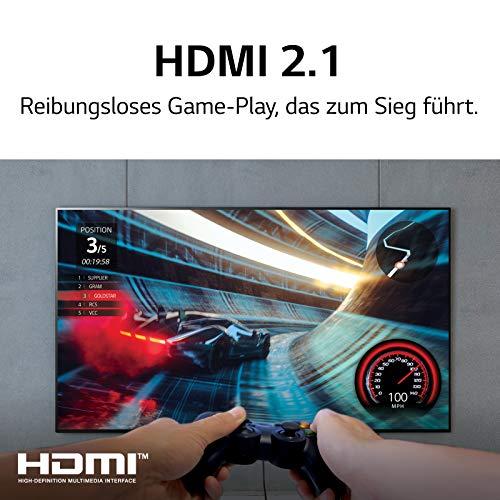LG OLED55CX9LA 139 cm (55 Zoll) OLED Fernseher (4K, Dual Triple Tuner (DVB-T2/T,-C,-S2/S), Dolby Vision, Dolby Atmos, Cinema HDR, 100 Hz, Smart TV) [Modelljahr 2020] - 15