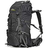 Loowoko Hiking Backpack 50L Tr...