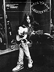 Neil young - greatest hits piano
