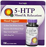 Natrol 5-HTP Mood Enhancer Tablets, 150-Count