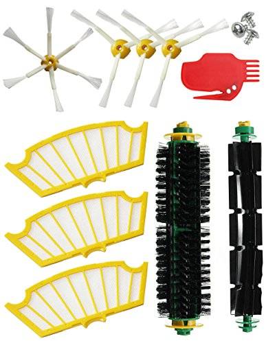 MIRTUX Kit de recambios compatibles con Roomba...