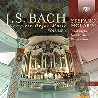 Vol. 1-J.S. Bach: Completeÿorganÿmusic