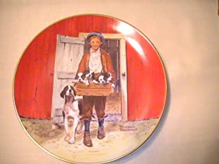 Norman Rockwell Classic Plate Collection