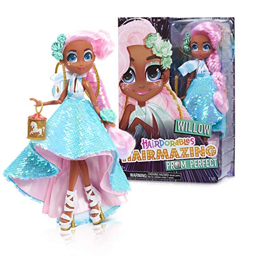 Hairdorables Hairmazing Prom Perfect Fashion Dolls - Willow