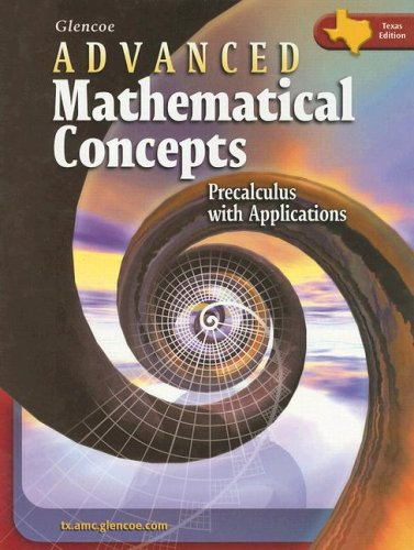 Advanced Mathematical Concepts: Precalculus with Applications