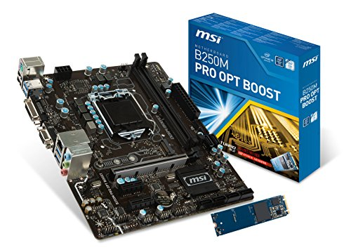 MSI Intel B250 LGA 1151
