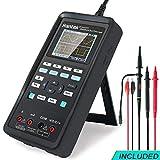 Oscilloscopio, strumento di test universale 3 in 1, oscilloscopio + generatore di forme d'onda + multimetro, batteria al litio di grande capacità (40 MHz + 2CH + DMM + AFG)