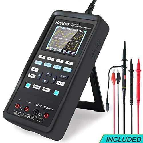 Oscilloscopio, strumento di test universale 3 in 1, oscilloscopio + generatore di...