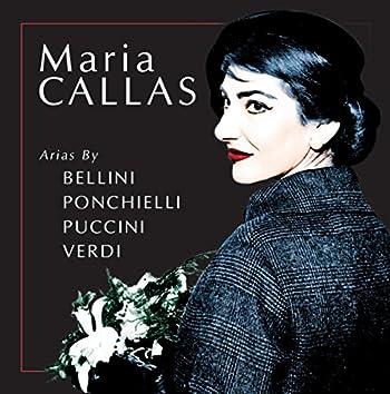 Maria Callas - Arias by Bellini, Ponchielli, Puccini, Verdi