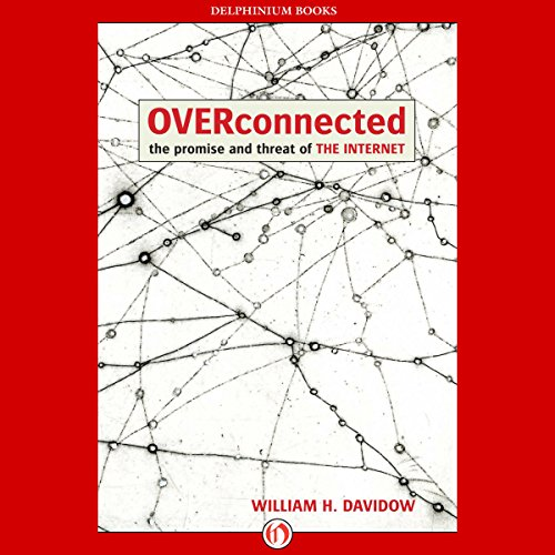 Overconnected audiobook cover art