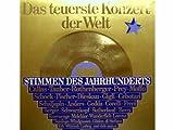 Das Teuerste Konzert Der Welt (Stimmen Des Jahrhunderts) (3 LPs) [Vinyl LP record]...