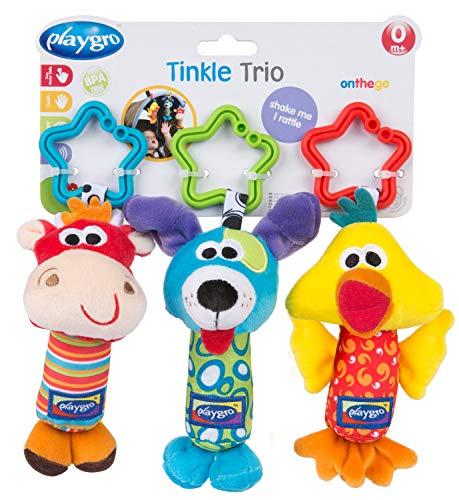 Playgro - Mis tres amiguitos sonoros (0181059)