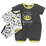 Baby Batman Spieler 2er Pack für Jungen