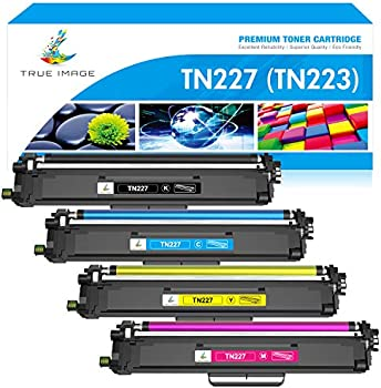 4-Pack True Image Compatible Toner Cartridge