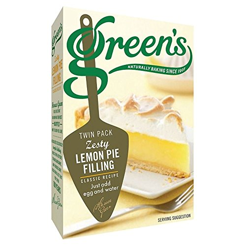 Green's Lemon Pie Filling (2 per pack - 140g)