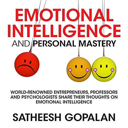 Emotional Intelligence and Personal Mastery audiobook cover art
