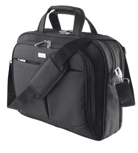 Trust Sydney TL Borsa per laptop da 16' con vano interno porta tablet, nero