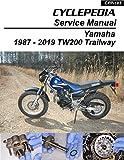 Yamaha TW200 Service Manual