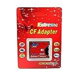 RGBS SD SDHC SDXC de alta velocidad extrema tipo Compact Flash CF I adaptador de tarjeta de memoria UDMA apoyo 16/32/64/128GB