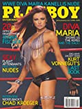 Maria Kanellis April 2008 Playboy Magazine PSA/DNA COA WWE