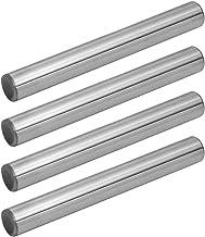 POWERTEC Pinos de cavilha de aço endurecido 71145, 0,95 cm, tratados termicamente e precisamente moldados para alinhamento...